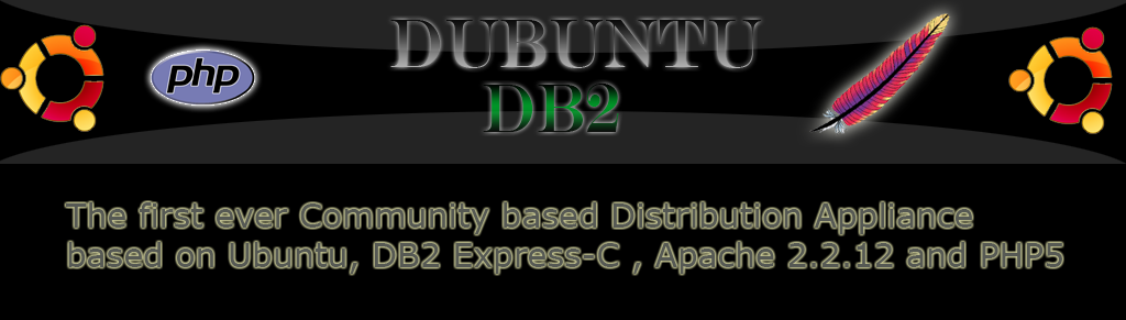 Dubuntu Appliance Logo